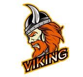 Strong viking army Stock Image