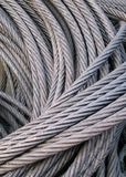 Strong Wire Rope Stock Images