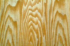 Strong wood grain Royalty Free Stock Photography