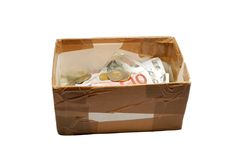 Strongbox Stock Photography