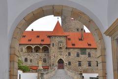 Stronghold Bouzov, Czech Stock Photo