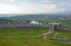 Stronghold of Shkoder, Albania Stock Photo