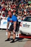 strongman Royaltyfri Bild