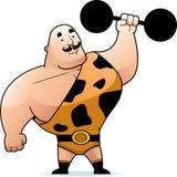 strongman Royaltyfri Foto