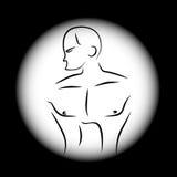 Strongman gym Stock Photography