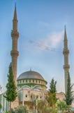 Strony Fatith meczet 01 Obrazy Stock