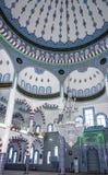 Strony Fatith meczet 07 Zdjęcia Stock
