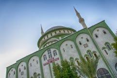 Strony Fatith meczet 05 Obraz Royalty Free
