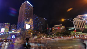Strook in Las Vegas royalty-vrije stock fotografie