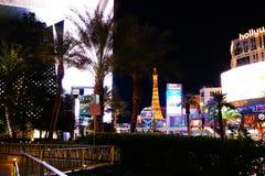 Strook 30 van Las Vegas stock foto's