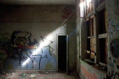 Strook van Licht Stock Afbeeldingen
