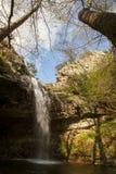 Stroom in Ida Mountain, Turkije Mooie aard royalty-vrije stock foto's
