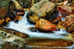stroom van rivier Stock Fotografie