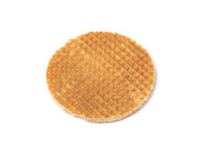 Stroopwafel Stock Photo