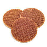 Stroopwafels Stock Images
