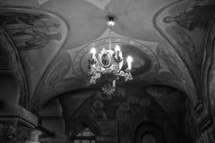 Stropować kościół Zdjęcie Royalty Free