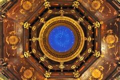 Stropować Watykański pałac w WuXi Zdjęcia Stock