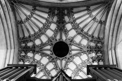 Stropować w studniach Katedralnych Obrazy Royalty Free