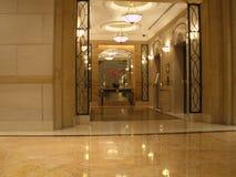 stroppig lobbymarmor Royaltyfria Bilder