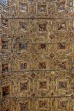 Stropujący, Santa Maria dei Miracoli, Wenecja, Włochy Fotografia Royalty Free