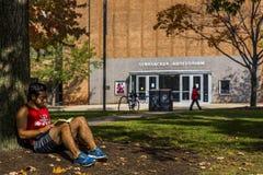 Strosacker Auditorium - Case Western Reserve University - Cleveland, Ohio Stock Images