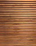 background of wooden lines Royalty Free Stock Photography