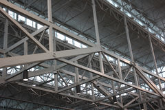Structural beams and rivets Stock Photography
