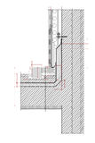 Structural drawing Stock Images