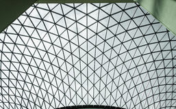 Structural motifs. At British Museum Stock Image