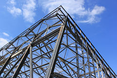 Structural steel Royalty Free Stock Images
