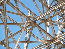 Structural steel. Stock Photography