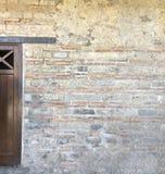 Structure à Pompeii, Italie photographie stock libre de droits