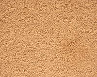 Structure. On a photo a structure. A stone wall of sand color Royalty Free Stock Photography