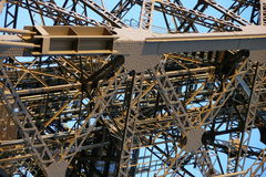 Structure. Metal structure stock photos