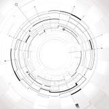 Structure abstraite illustration libre de droits