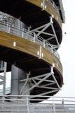 Structure architecturale en spirale Image libre de droits
