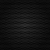 Structure black perforated metalic background. Structure black perforated metallic background royalty free illustration