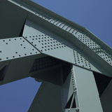 Structure of a bridge Stock Photography