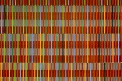 Structure colorée composée de lignes verticales images stock