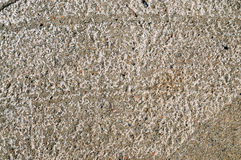 Structure of a concrete wall Royalty Free Stock Photo