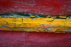 Structure cracked paint Royalty Free Stock Image