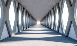 structure 3d abstraite Photos libres de droits