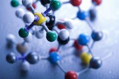 Structure d'ADN photographie stock libre de droits
