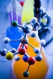 Structure d'ADN photos libres de droits