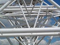 Structure d'oeil de Londres Photos stock