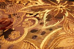 Structure d'un tissu Image libre de droits