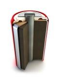 Structure de batterie Images stock
