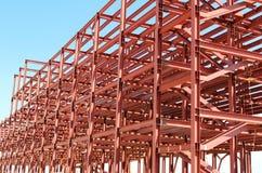 Structure de la centrale Image libre de droits