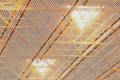 structure de plafond Photo libre de droits