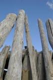 Structure de plage Photographie stock libre de droits